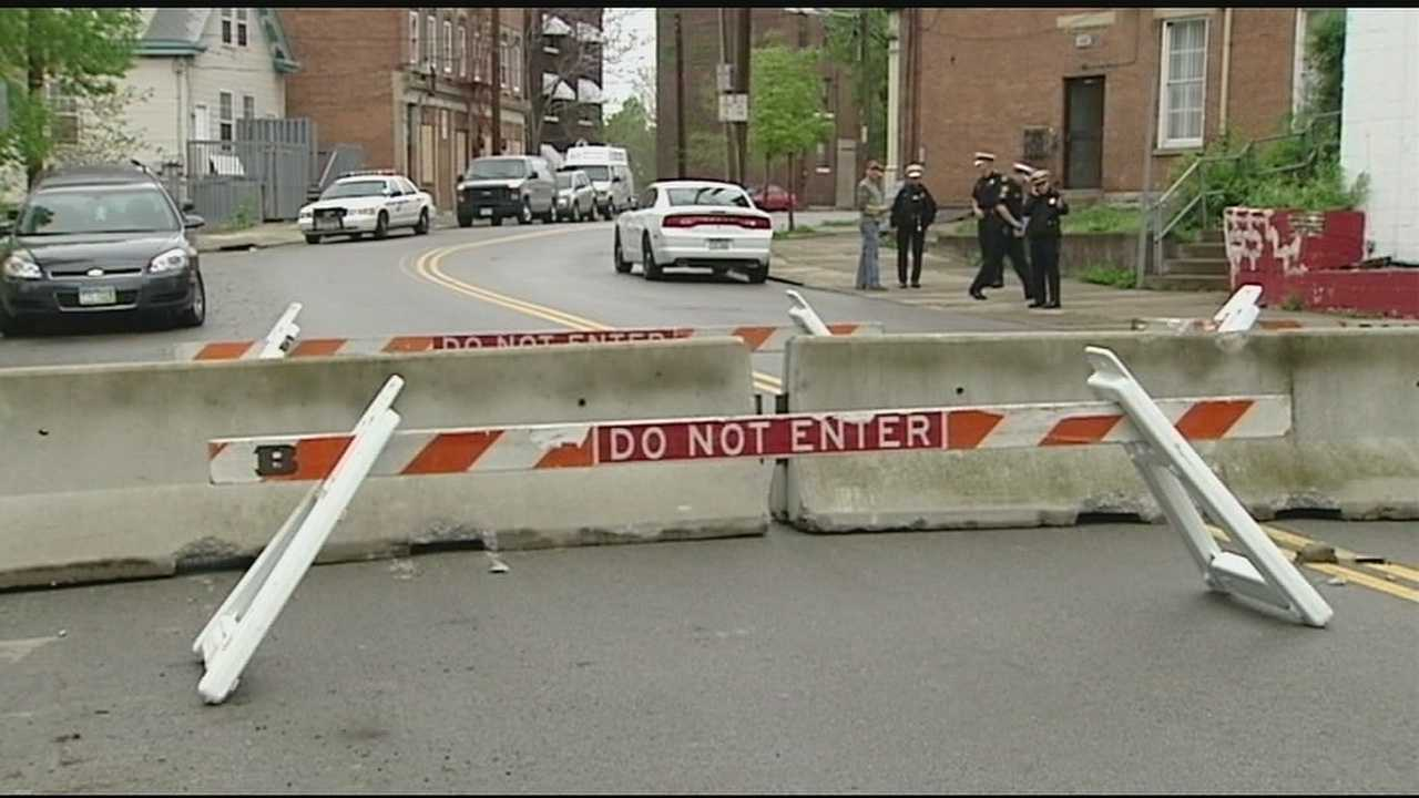 Barricades on McMicken Ave. meant to interrupt flow of prostitution traffic