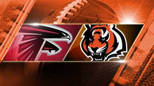 Week 2: Falcons at Bengals: The Bengals play their first home game of the regular season against the Atlanta Falcons on Sunday, Sept. 14 at 1 p.m.