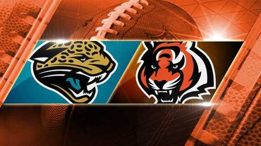 Week 9: Jaguars at Bengals: The Bengals go head-to-head with the Jacksonville Jaguars on Sunday, Nov. 2 at 1 p.m. in PBS.