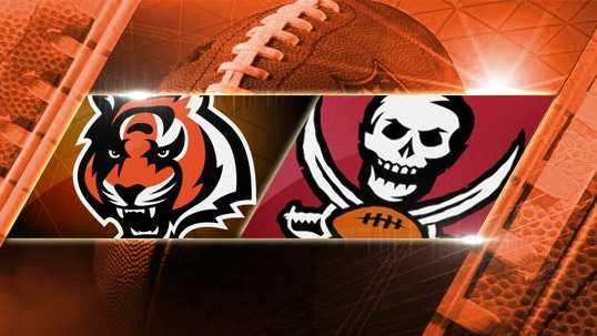 Week 13: Bengals at Buccaneers: The Bengals fly to Tampa Bay to battle the Bucs on Sunday, Nov. 30 at 1 p.m.
