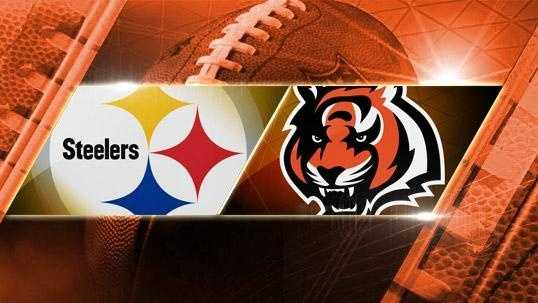 Week 14: Steelers at Bengals: The Steelers come to Cincinnati to take on the Bengals on Sunday, Dec. 7 at 1 p.m.