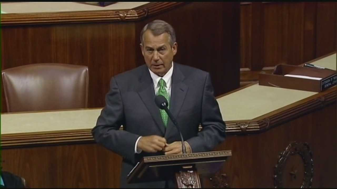Indiana man faces federal charges for alleged threats against Boehner