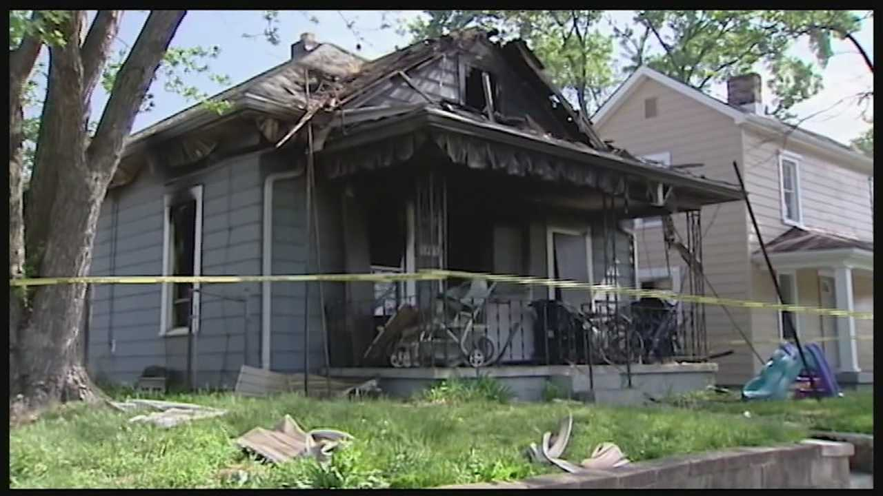 Middletown family is without home after early morning fire
