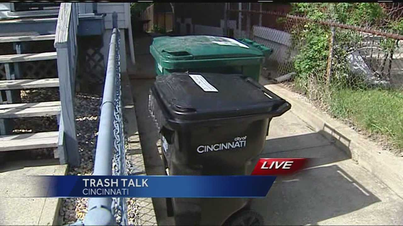 Officials said the adjustment could include allowing city residents who want or need a second garbage can to purchase it.