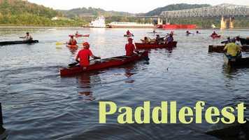 JUNE 20-22Info: Cincinnati- Coney Island Parkohioriverpaddlefest.org