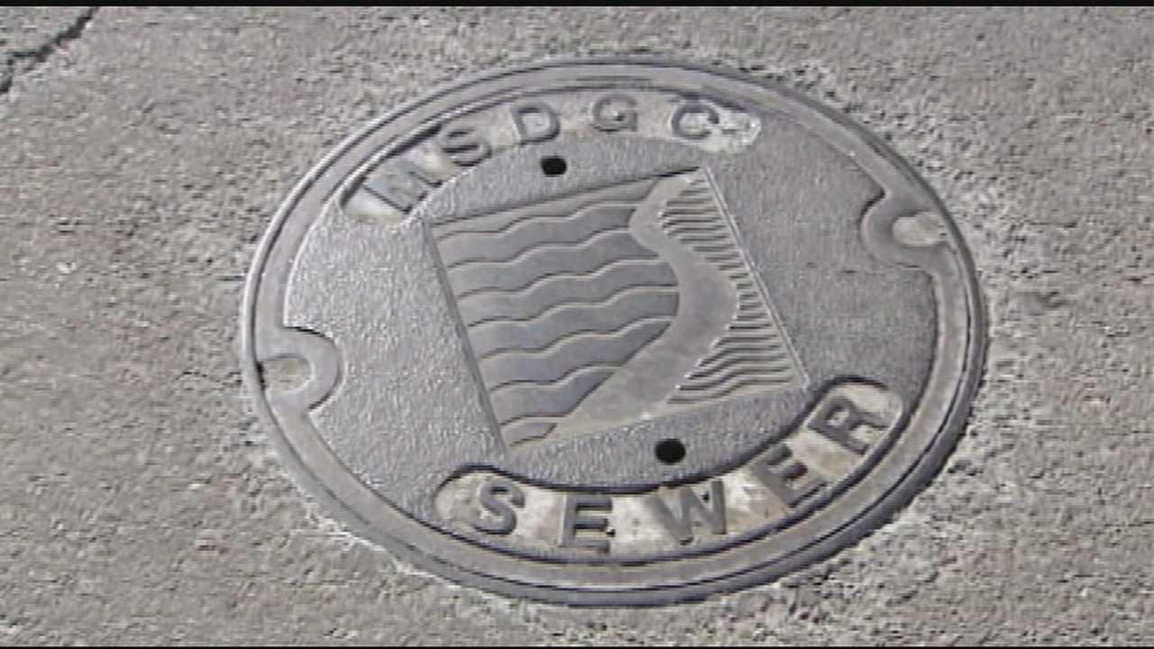 MSD sewer lid