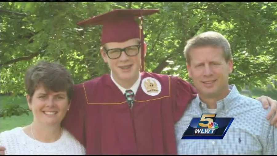 """Tom Dulle says he doesn't know why his son disappeared, but that """"we'll deal with the reasons after we find him."""""""
