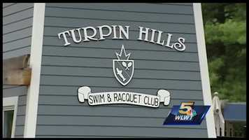 Sunday night: Dulle does not show up for a work meeting at Turpin Hills Swim Club, where he is a swim coach.