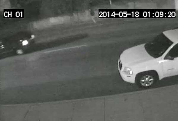 Sunday, May 18, 2 a.m.: Cincinnati police say a neighbor's surveillance video shows Dulle and his friends returning to their McMillan Street apartment.
