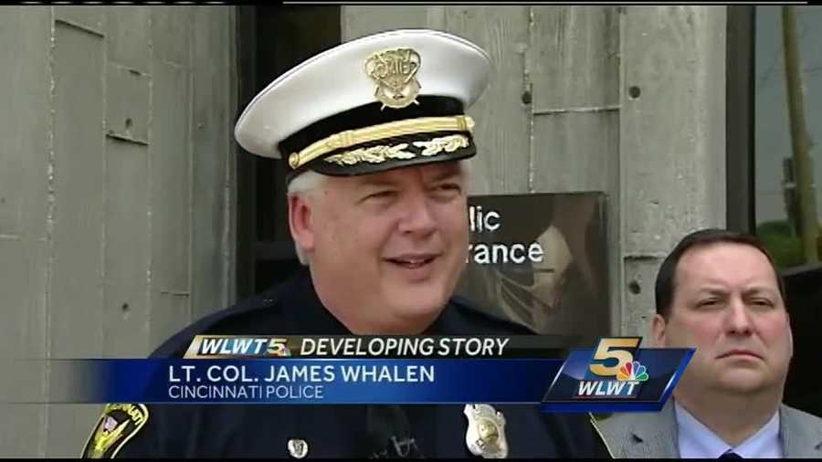 Thursday, May 22: Cincinnati police hold a press conference and release surveillance video of Dulle searching for his cellphone along McMillan Street. They say he is not being chased or harassed by anyone nearby.
