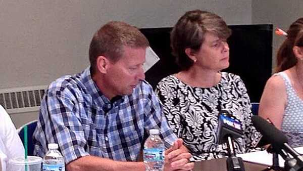 The Dulles say their family is very close and they didn't notice any recent changes in Brogan.