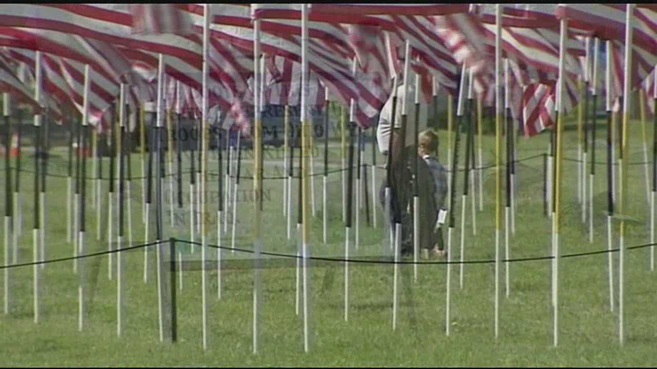 A group of American Gold Star Mothers were on hand Sunday to take part in the event that honored the true spirit of Memorial Day.