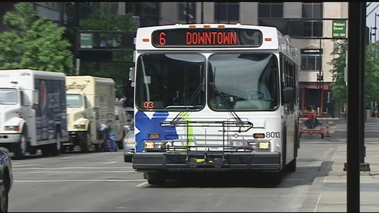 The board of the Southwest Ohio Regional Transit Authority approved the move last week and they made a formal announcement during Cincinnati's Pride Week.