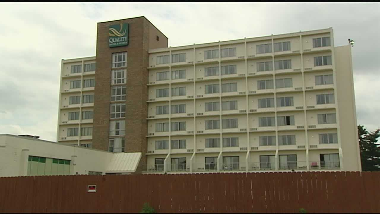A youth baseball team in Cincinnati for a tournament had to change their game plan at the last minute, after the hotel they had planned to stay in, the Quality Inn in Norwood, was shut down.