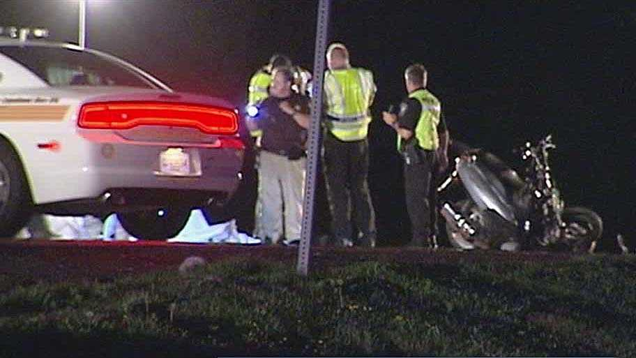 A Thursday night crash killed one person and injured 3 more.