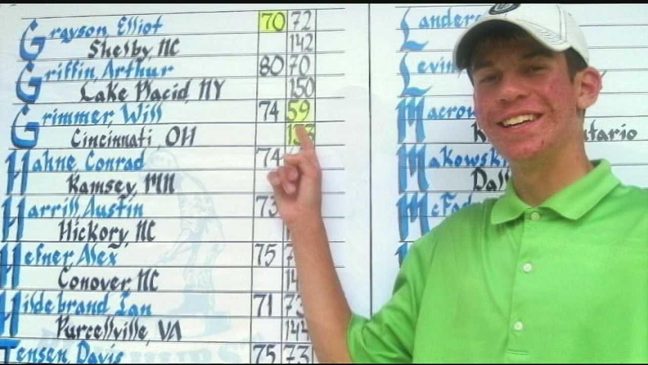 Mariemont teen qualifies for U.S. Open Golf Tournament
