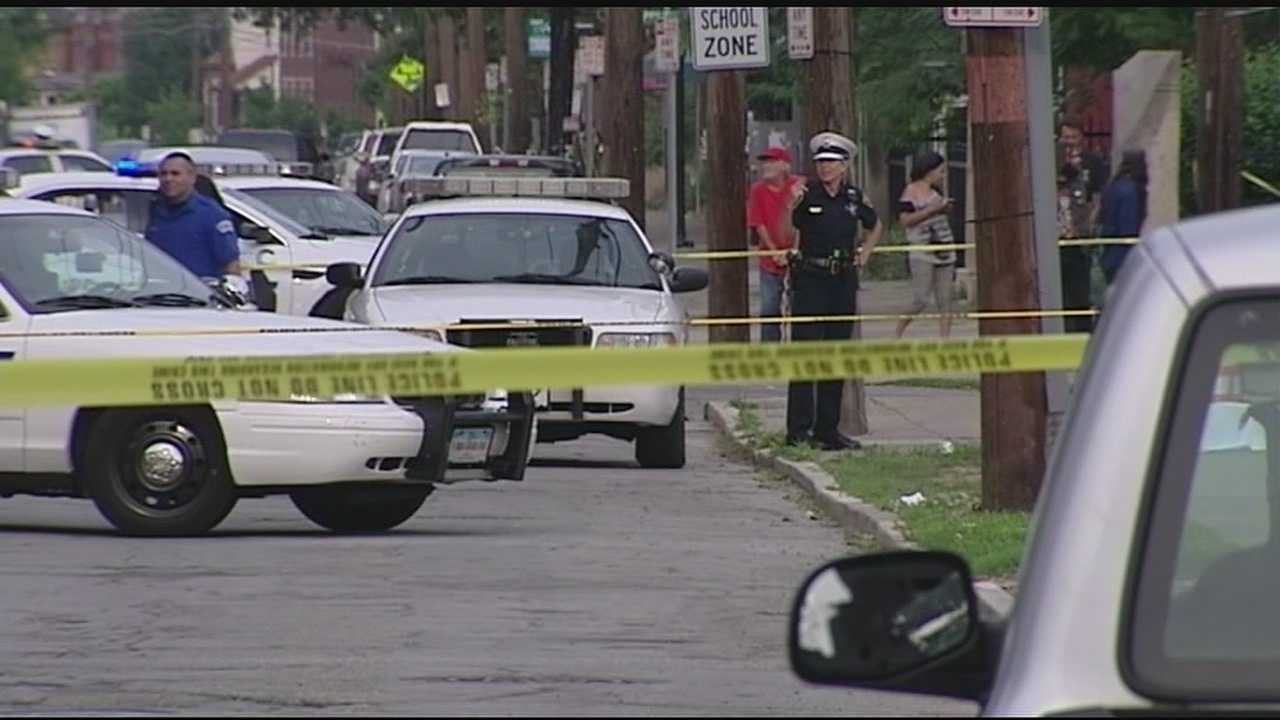Police are investigating after a man was gunned down in front of several witnesses in Northside.
