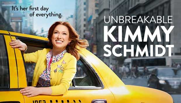 "Unbreakable Kimmy Schmidt: Coming Soon. After 15 years of living in a cult, the unbreakable and wide-eyed Kimmy is rescued along with three other women, causing a national sensation that culminates with an appearance on the ""Today"" show. Before getting back on the bus to Indiana, however, Kimmy decides it's time to reclaim her life. Armed with just a backpack, light-up sneakers, a couple way-past-due library books and a big wad of rescue-fund cash, she's ready to take on New York City. It's easily the best time of Kimmy's life and she makes a spontaneous decision to rent a room from Titus, a wannabe Broadway actor who makes a living as a robot in Times Square. Motivated to start moving forward, Kimmy gets a job as a nanny for an Upper East Side family and it quickly becomes clear to her that money and status aren't synonymous with happiness (or even sanity). Determined to have a romance and take advantage of everything life has to offer, Kimmy is using her optimistic spirit to finally start having all kinds of adventures in a world she never knew existed.Cast: Ellie Kemper, Tituss Burgess, Sara Chase, and Lauren Adams."