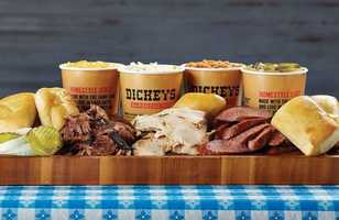 Dickey's Barbecue Pit is located at 1227 Ohio Pike, Amelia, OH 45102Hours of Operation:Sunday-Saturday: 11 a.m. to 9 p.m.https://www.dickeys.com/