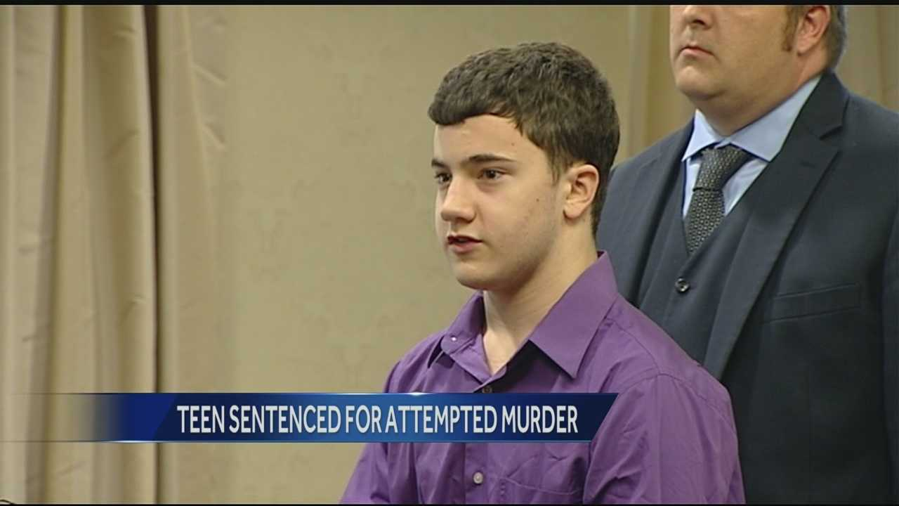 Teen convicted of arson, trying to kill parents