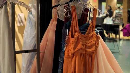 Kenzie's Closet dress drive