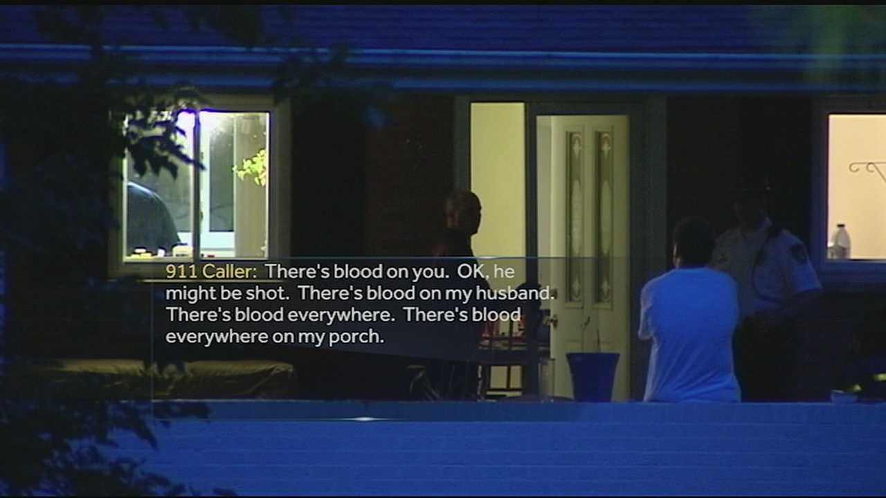 After a man and two juveniles tried to invade a home in Union Township, the owner of the home opened fire and hit the man.
