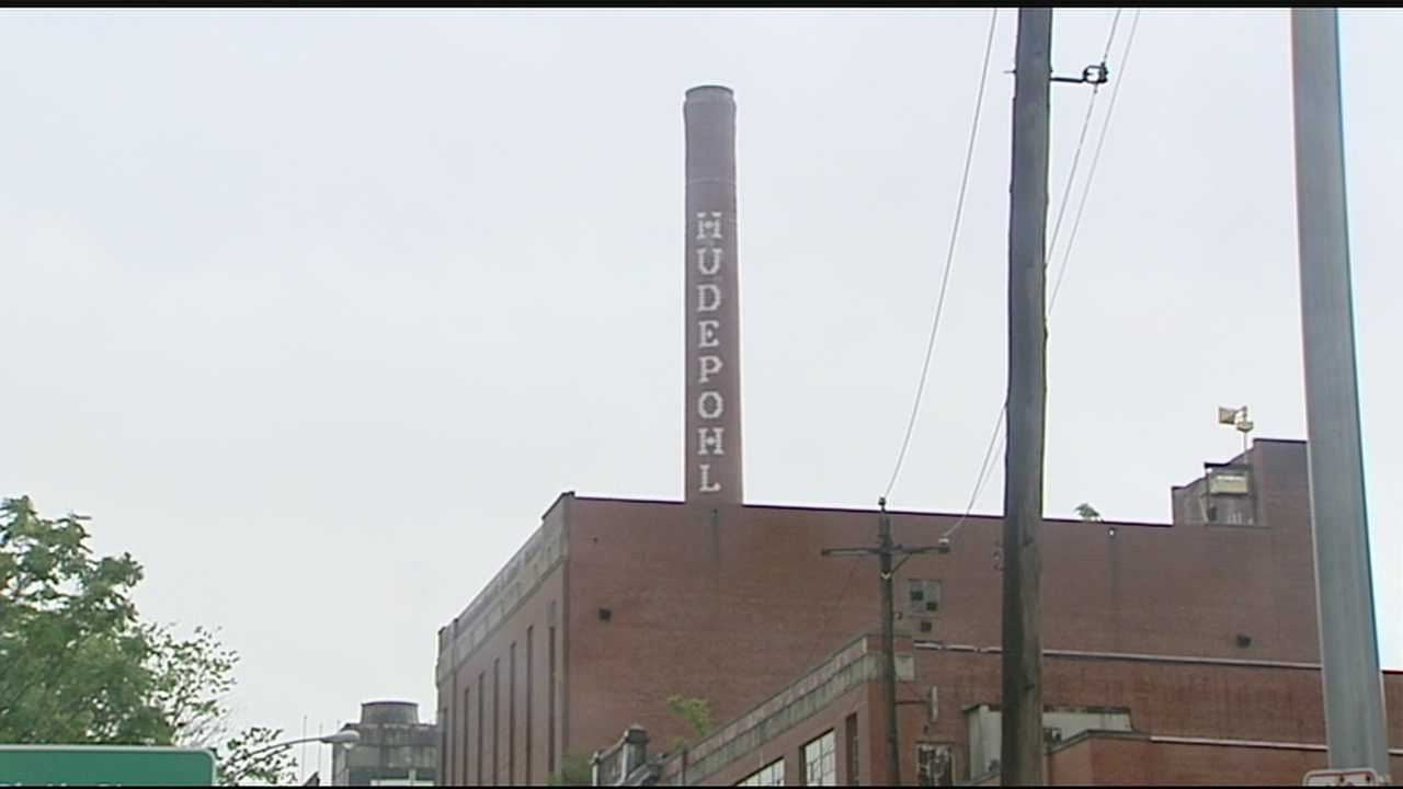 A mission is underway to save the Hudepohl smokestack in Queensgate, but the question remains who is going to pay for it? The smokestack is 170 feet tall and attached to a building that is crumbling. The stack has been out of commission for 26 years. A rigging company has quoted the move at $975,000.