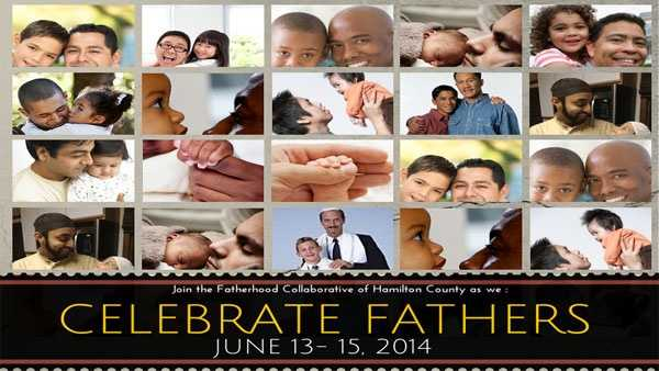 Celebrate Fatherhood June 13-15It's Fathers Day Weekend, so celebrate dads everywhere with three events around town put on by CPD and the Fatherhood Collaborative of Hamilton County.  Dinner on Friday, info fair at Juneteenth on Saturday and a big celebration at Sawyer Point on Sunday! Our own Courtis Fuller will speak at Friday's summit!Get all the info here