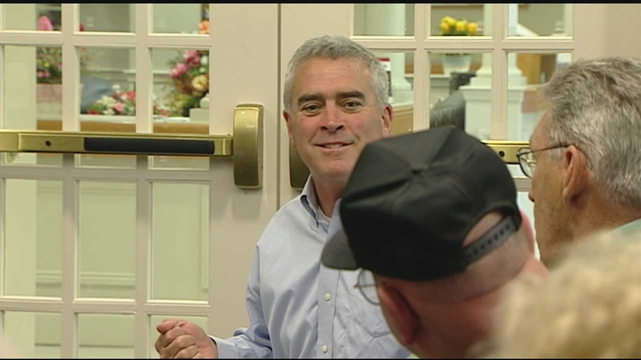 Brad Wenstrup visits Brown Co. VA facility