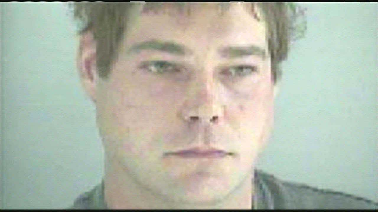 Luke D. Buchanan, 34, of New Miami, was arrested June 10 after allegations were raised, the Butler County Sheriff's Office said.
