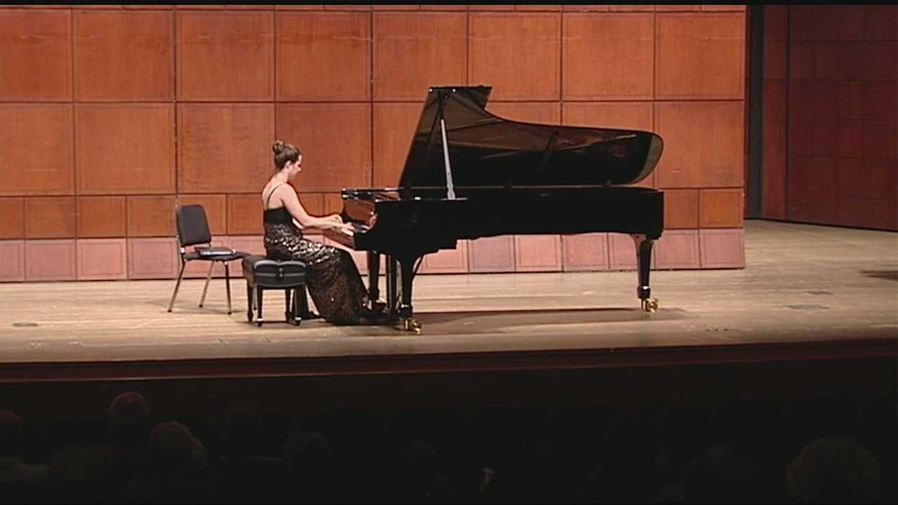 The world's top pianists flocked to Cincinnati to compete in the World Piano Competition this week