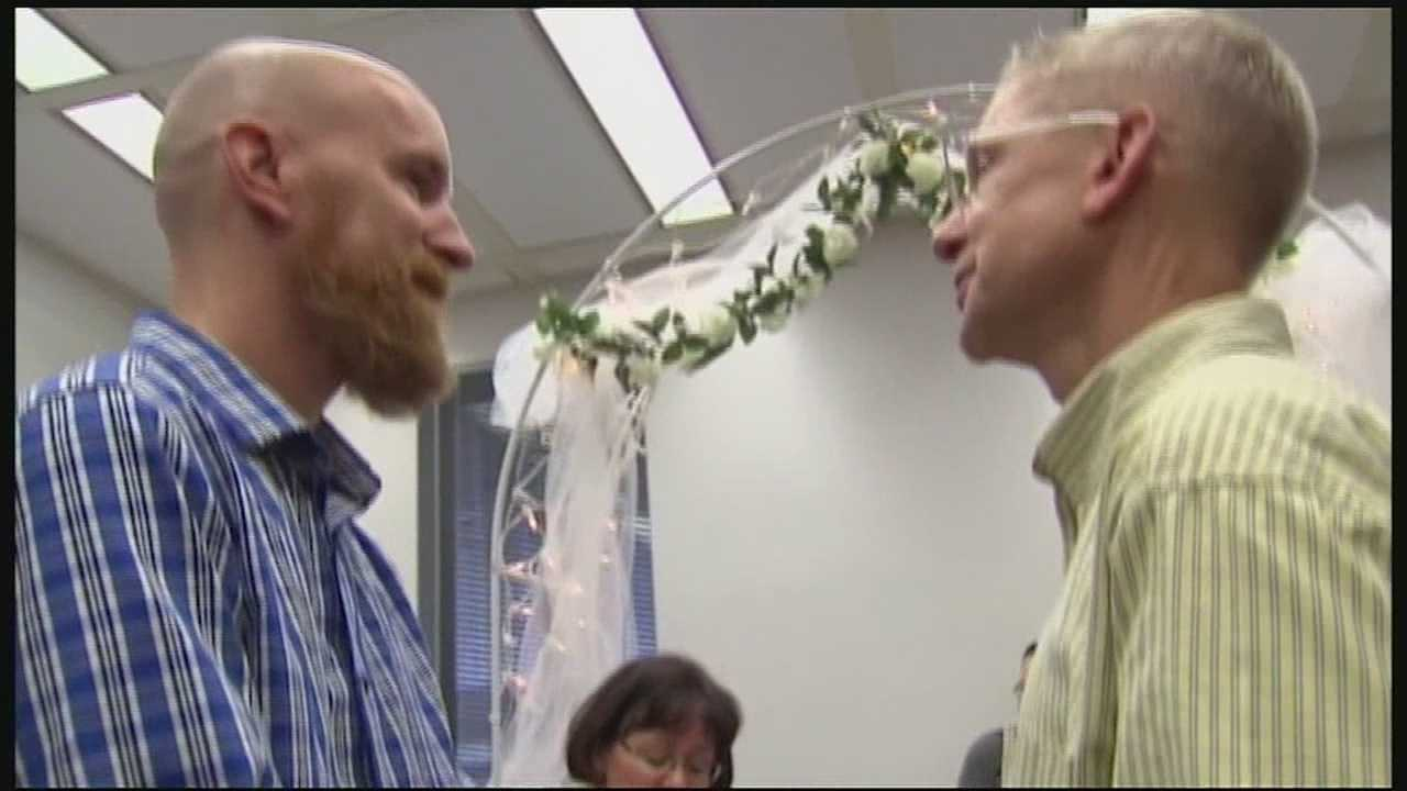 Dearborn Co. issues first same-sex marriage licenses