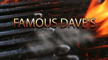 Famous Dave's is located at 4931 Houson Road, Florence, KY 41042Hours of Operation:Sunday-Thursday: 11 a.m. to 10 p.m.Friday-Saturday: 11 a.m. to 11 p.m.http://www.famousdaves.com/home
