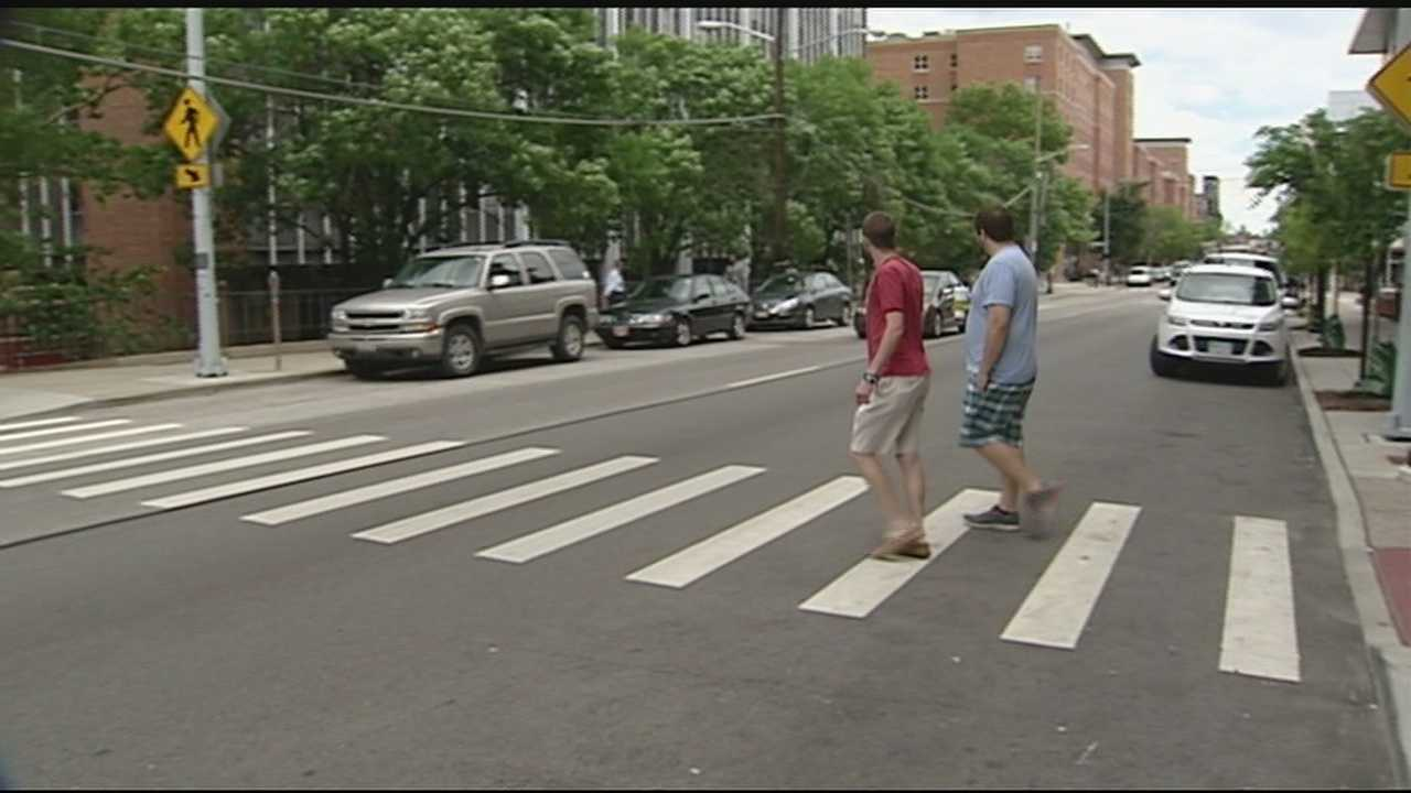 WLWT News 5 looked into the frequency and severity of car crashes in Cincinnati involving pedestrians. The city is actually among the safest in the country but there are still efforts underway to make it safer.
