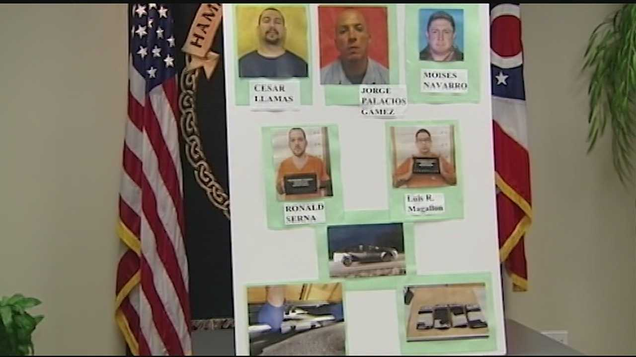 Major drug trafficking operation disrupted by area law enforcement
