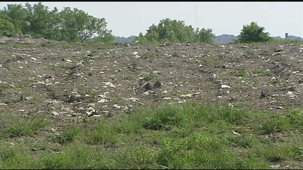 The director of Cincinnati's Office of Environment Sustainability, Larry Falkin, said help was on the way, but the smell will get worse before it can get better after oxygen is added into the compost site to start the composting process once again.