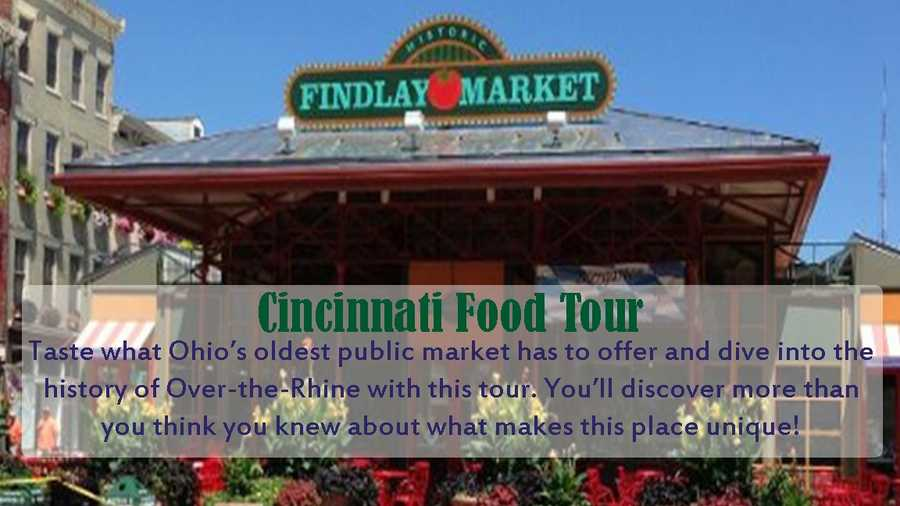 Learn more about the Cincinnati Food Tour