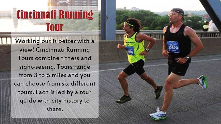 Learn about Cincinnati Running Tours