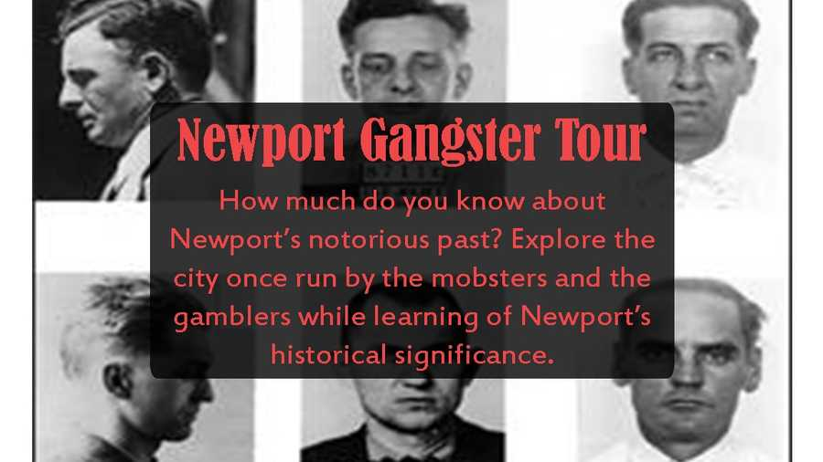 Click for Newport Gangster Tour