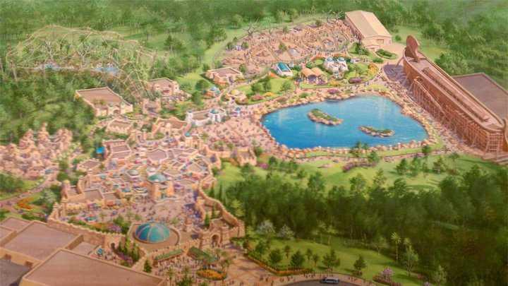 Kentucky no tax breaks for noah 39 s ark project for Noah s ark kentucky location