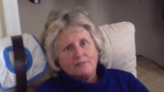 080414 Cindy Whisman dog bite victim