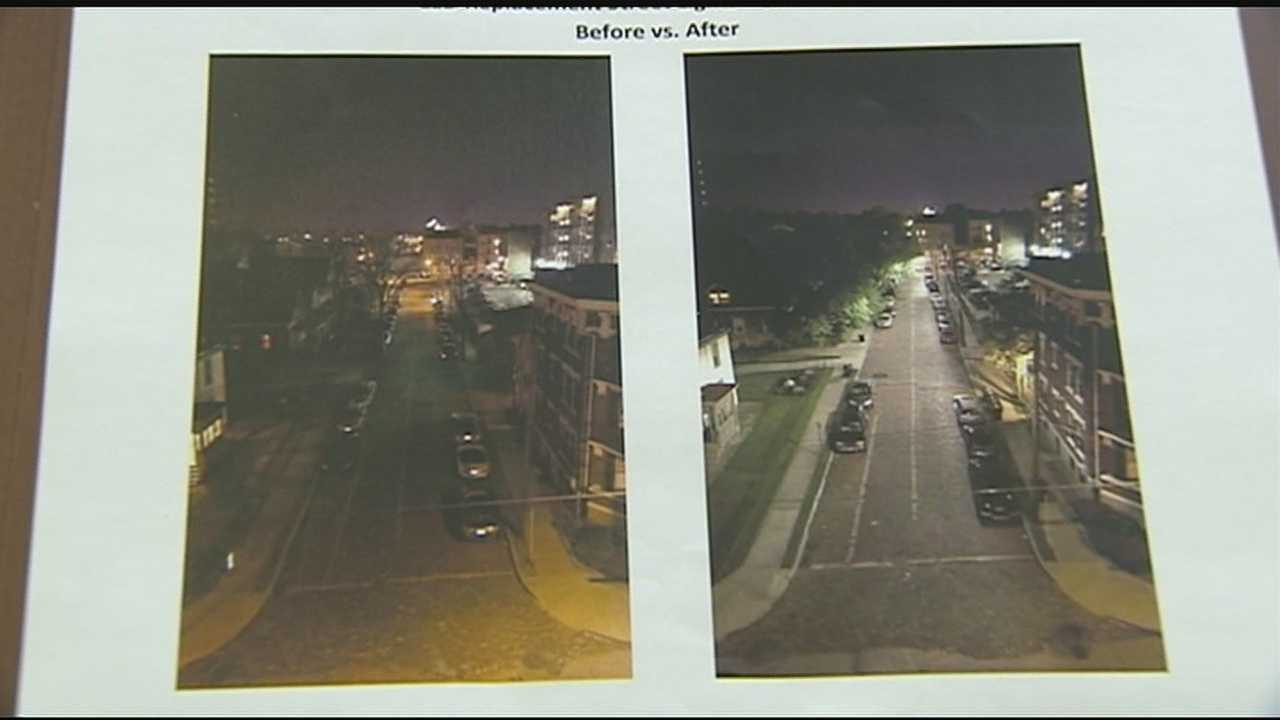 The University of Cincinnati and Duke Energy have partnered on a project to make the streets around UC's campus better lit and safer. They hope to have 321 LED street lights in place at some point during the school year which starts Aug. 25.