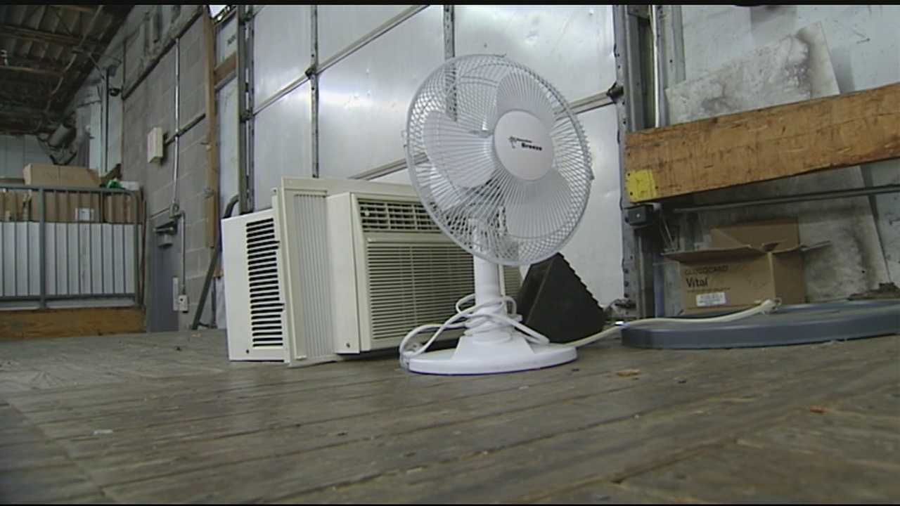 The unseasonably cool summer has left St. Vincent DePaul in need of fans and air conditioners. The executive director said with the cooler weather people are not thinking that some people still need fans and air conditioners.