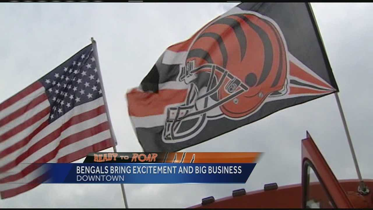 Bengals fans ready for season despite second loss