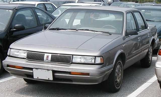 10. 1996 Oldsmobile Cutlass/Supreme/Ciera