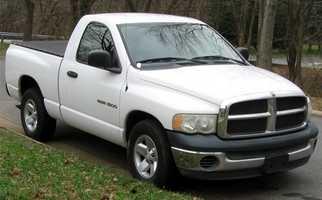 3. 1999 Dodge Pickup (full size)