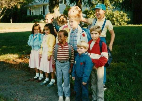 Guess which WLWT weather person can be found in this photo...