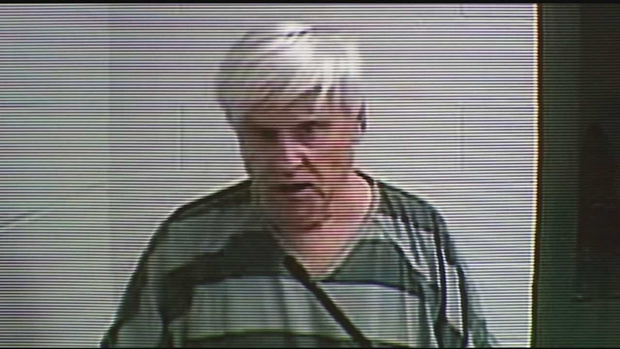 A fence line becomes a firing line after 74-year-old man is arrested after allegedly shooting his next door neighbor.
