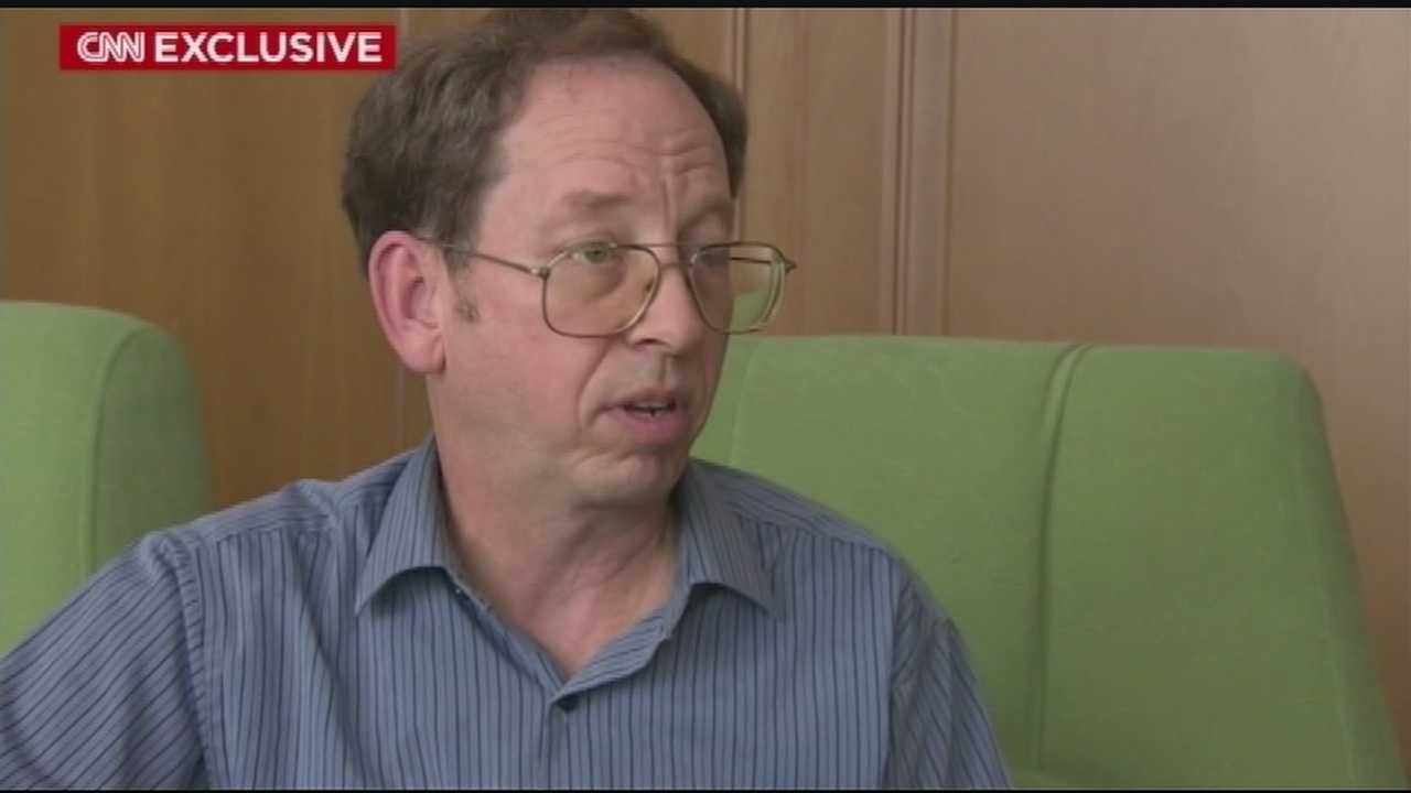 Jeffrey Fowle, of Miamisburg, had a chance to send a message home. In this exclusive CNN interview, in Pyongyang, he talked about the charges he's facing.