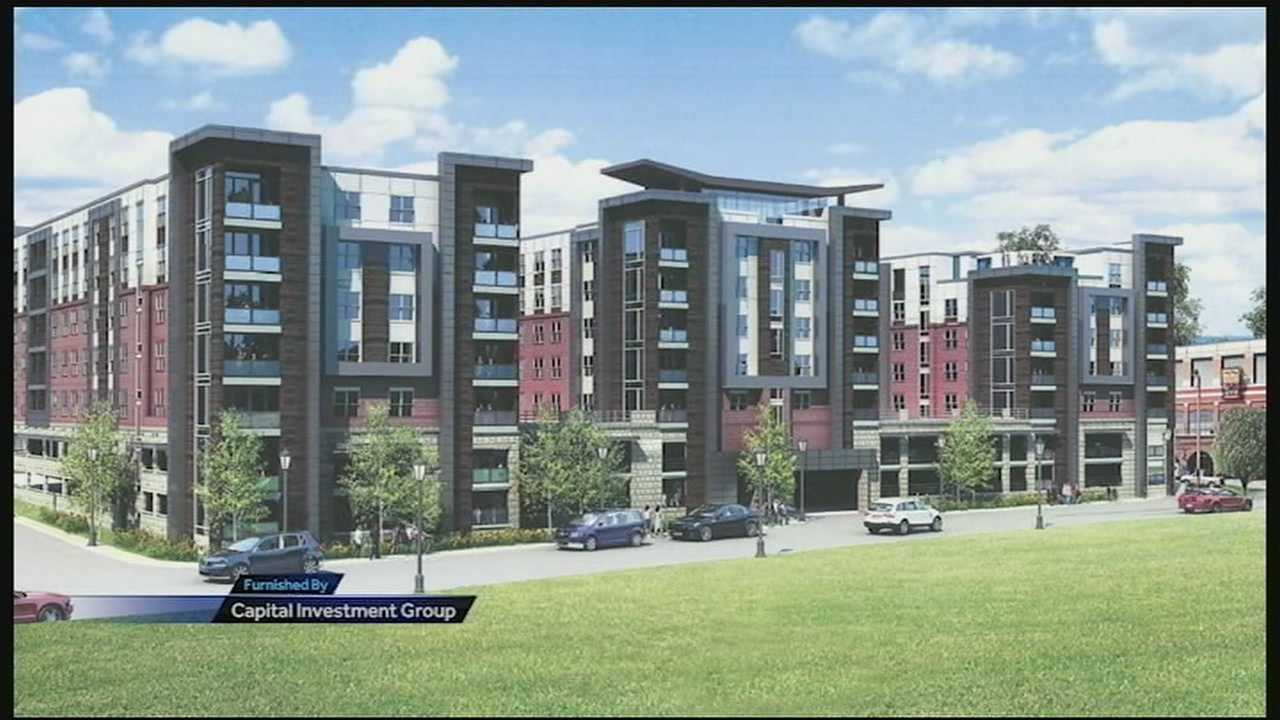 The nearly $80 million development is scheduled to be completed in July 2016.